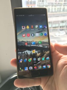 Mein Android Device - OnePlus Two